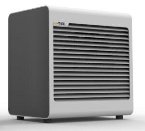 Außeneinheit der Luft-Wärmepumpe