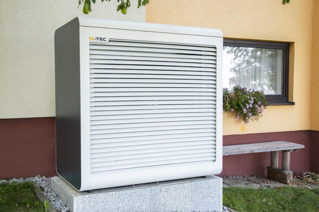 Kundenfeedback sanierung heizungsumstellung arnreit luft-split-wärmepumpe norbert christine gahleitner bivalent holzheizung wärmepumpe