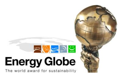 M-TEC gewann den Energy Globe Award