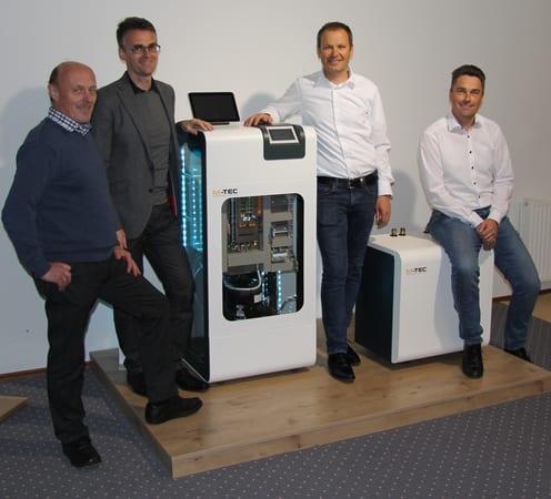M-TEC Gruppe besteht aus 3 Unternehmen
