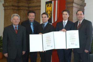 M-TEC OÖ Landespreis, 2004