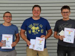 M-TEC Gewinner bei Quiz/Geschicklichkeit