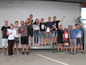 M-TEC Gewinner des Riesenwuzzler-Turniers