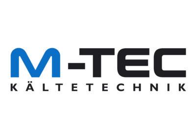Logo M-TEC Kältetechnik