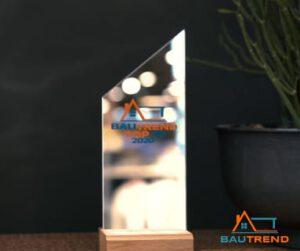 M-TEC gewinnt mit E-Smart den Bautrend Award 2020