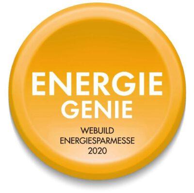 M-TEC mit EnergieGenie 2020 bei der Energiesparmesse Wels ausgezeichnet