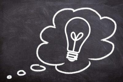 Ideen für innovative Entwicklungen