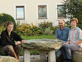 Familie Rein - Biohofkäserei Lembach
