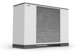 M-TEC Power Luftwärmepumpe für große Heizleistungen