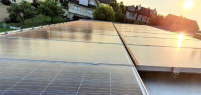 Photovoltaik - Ausrichtung der Module